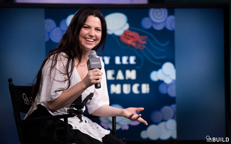 Amy Lee BackStory Gallery