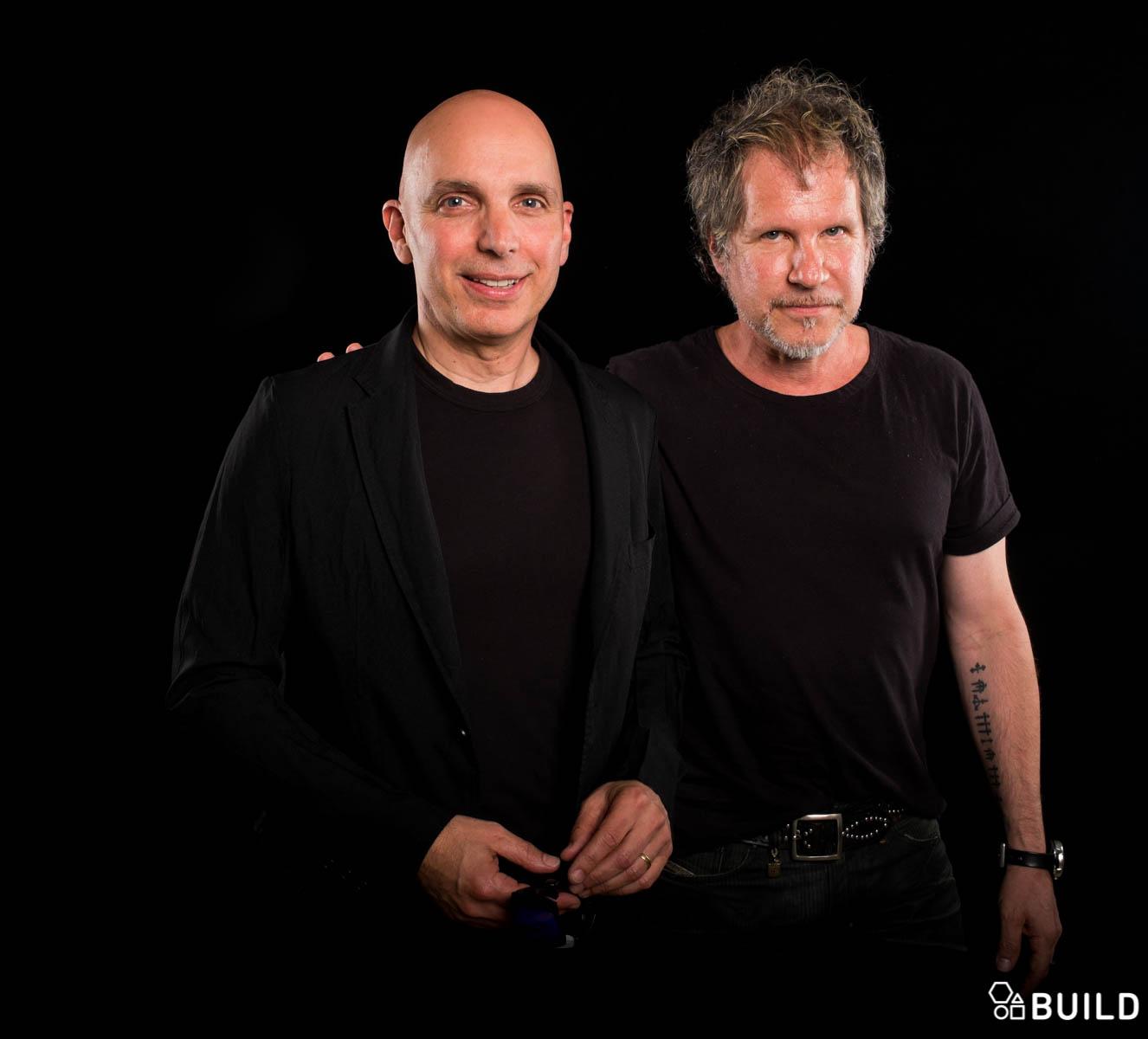 Joe Satriani BackStory Gallery