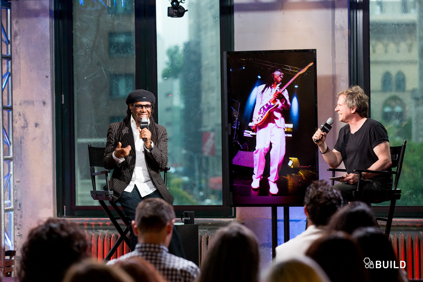 Nile Rodgers BackStory Gallery