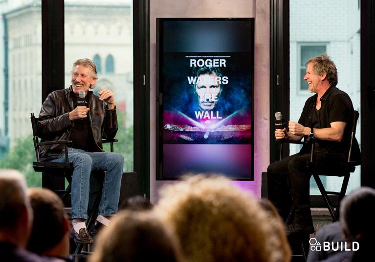 Roger Waters BackStory Gallery