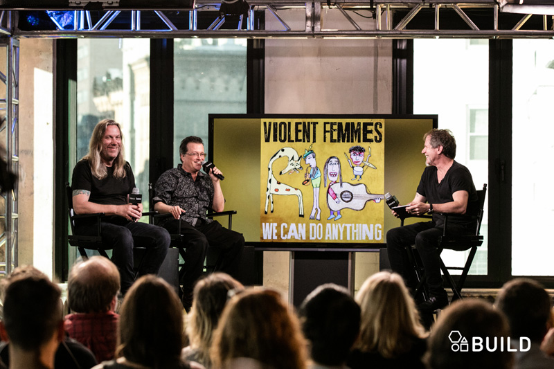 Violent Femmes BackStory Gallery