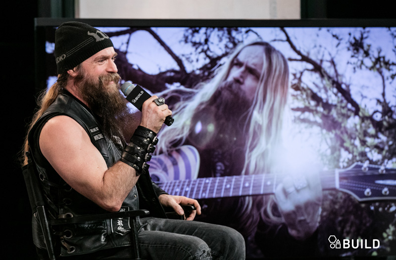 Zakk Wylde BackStory Gallery