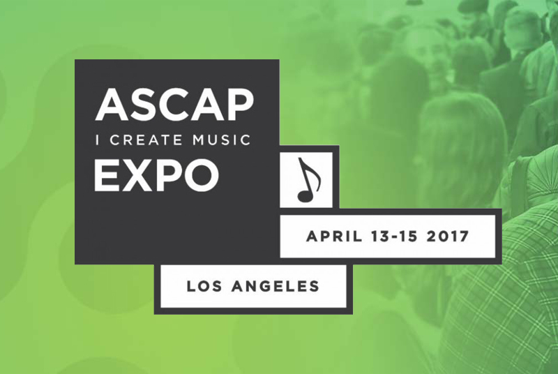 <h2><b>BackStory Events Live from the ASCAP Expo — April 13-15</b></h2>