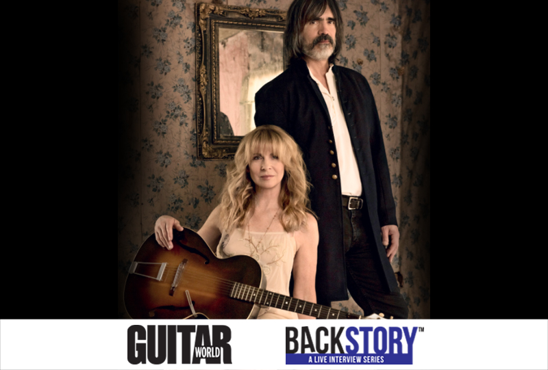 </p> <h2><b>An Intimate Evening of Conversation and Music with Larry Campbell & Teresa Williams</b></h2> <p>Thur, September 21, 6:00 p.m.