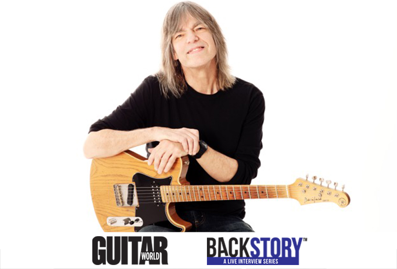 </p> <h2><b>An Intimate Evening of Conversation & Music with Mike Stern</b></h2> <p>Tue, September 19, 5:30 p.m.