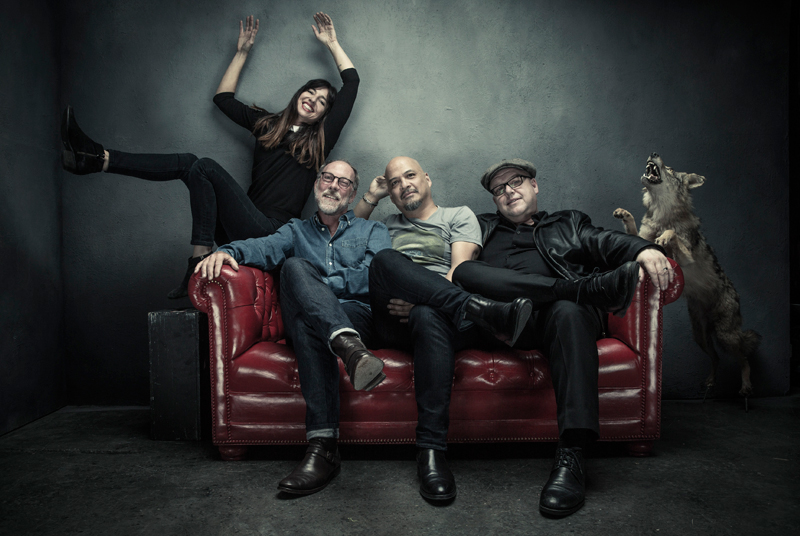<h2><b>RESCHEDULED: PIXIES 'Head Carrier' Live Interview Event — Wed, May 24, 5 p.m.</b></h2>