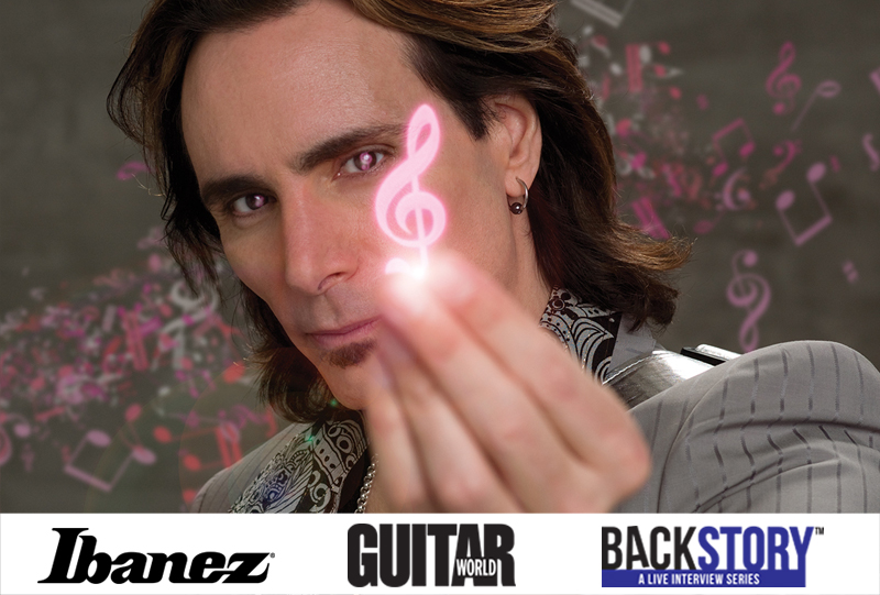 </p> <h2><b>An Intimate Afternoon of Conversation with Steve Vai</b></h2> <p>Tue, August 22, 6:00 p.m.