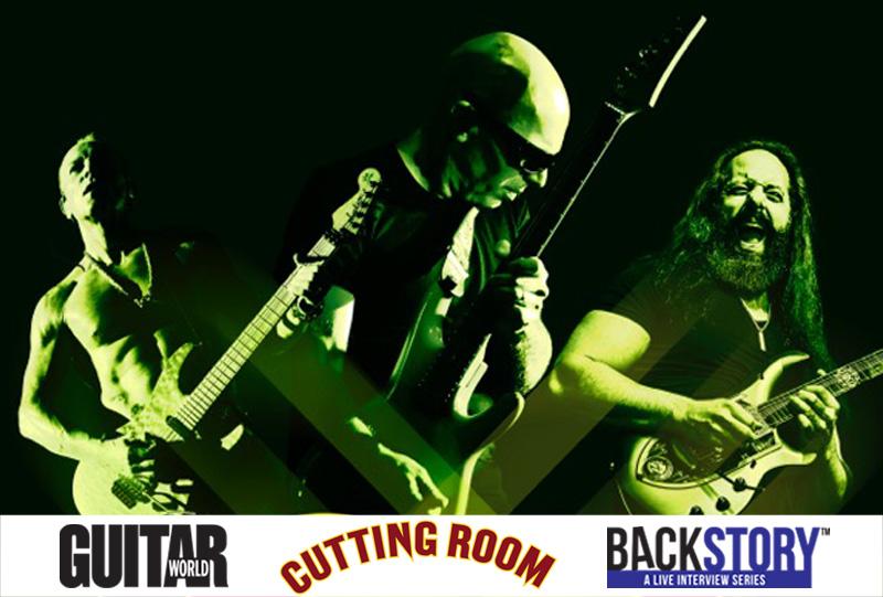 </p> <h2><b>An Evening of Conversation with Joe Satriani, John Petrucci, & Phil Collen</b></h2> <p>Wed, February 7, 6:00 p.m.