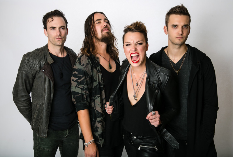 </p> <h2><b>An Evening of Music & Conversation with Halestorm</b></h2> <p>Thur, May 31, 7:00 p.m.