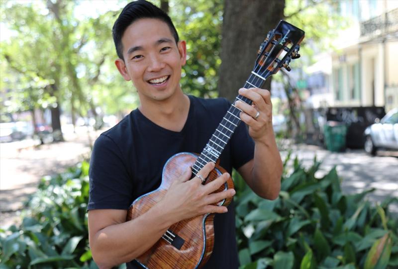</p> <h2><b>Music & Conversation with Jake Shimabukuro</b></h2> <p>Tue, September 18, 7:00 p.m.
