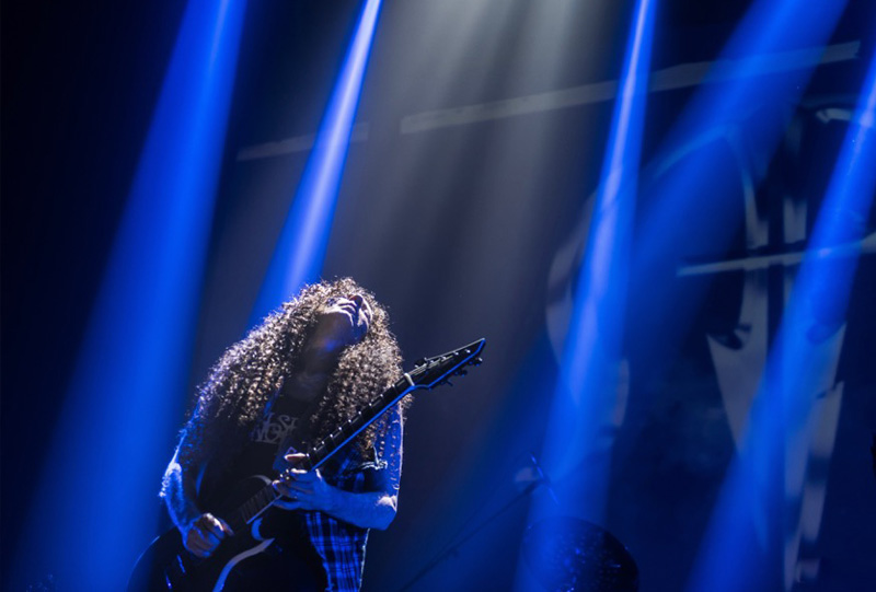 </p> <h2><b>Music & Conversation with Marty Friedman</b></h2> <p>Tue, October 23, 6:00 p.m.