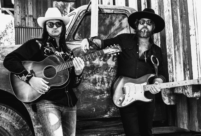 </p> <h2><b>Music and Conversation with Devon Allman and Duane Betts</b></h2> <p>Tue, March 26, 8:30 p.m.